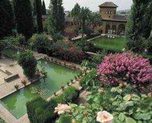 Jardines de Alhambra