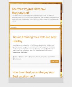 Как выглядит сайт в Kindle-600x1024