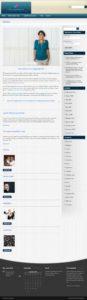 Адаптивный дизайн The Happydemic iPad