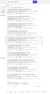 ТОП Yahoo! по запросу Implantation bleeding quiz