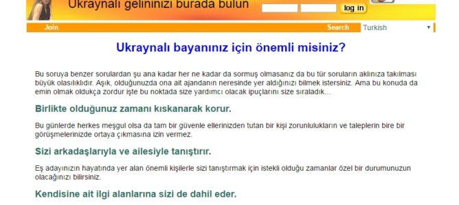 Копирайтинг на турецком: важны ли Вы для Вашей украинской девушки?