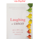 Laughing at cancer paypal in the section About the author