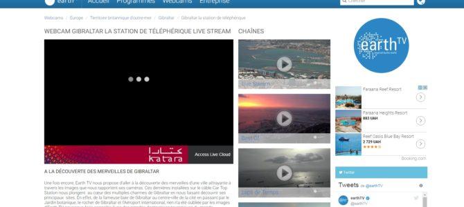 Мультиязычный контент о Гиблартаре для EarthTV