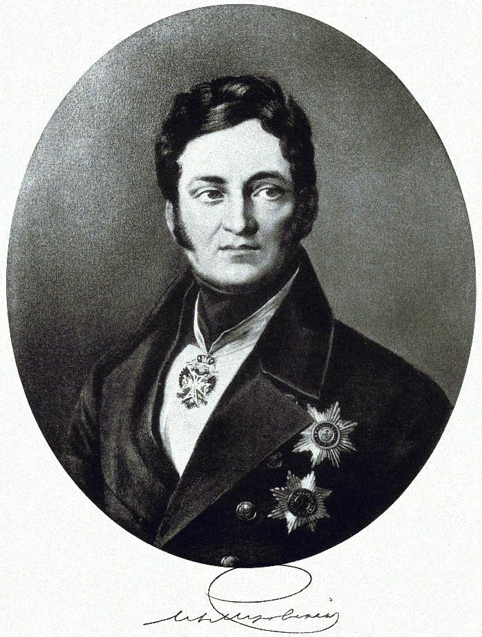 Граф Лев Алексеевич Перовский