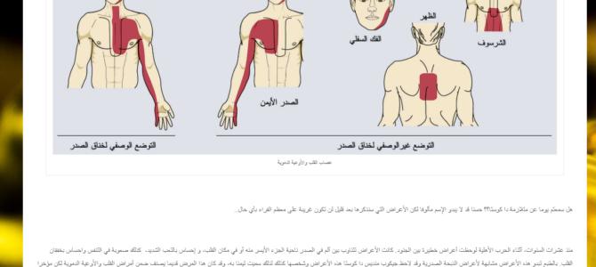 Копирайтинг на арабском: сердечно-сосудистый невроз или синдром Да Коста