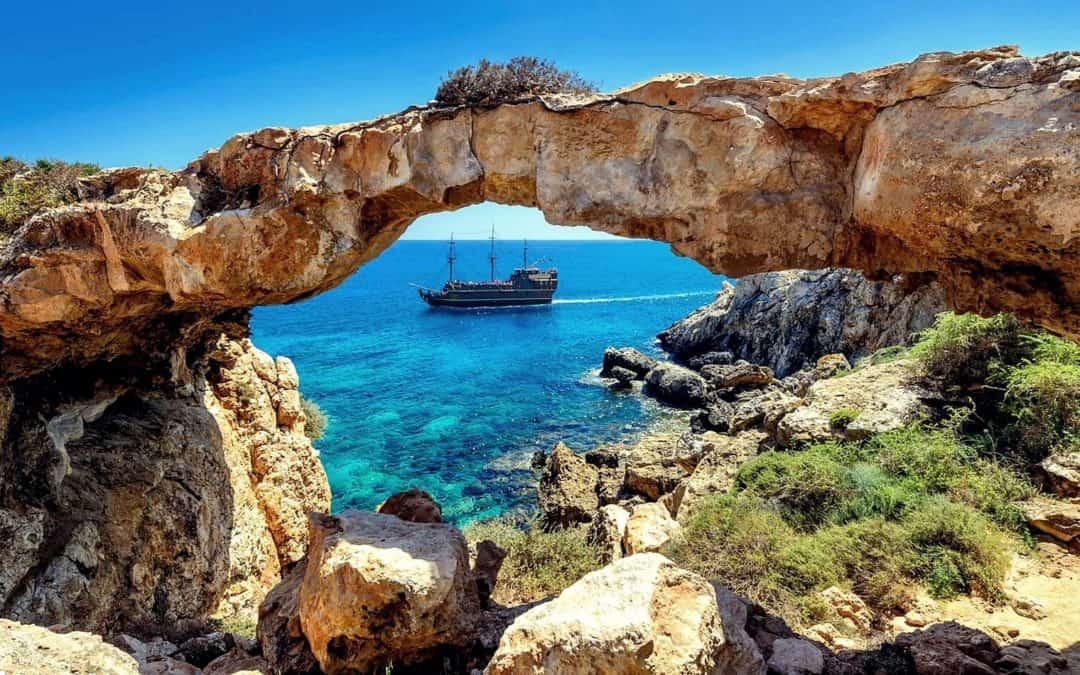 Тревел-райтинг на итальянском: Cipro: l'isola dai due volti. Часть 1